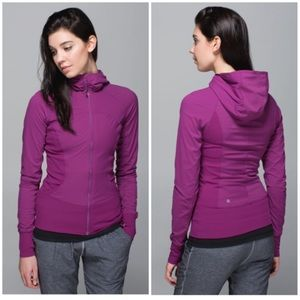 Lululemon In Flux Jacket Reversible